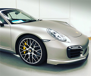 video celcius covering luxury 911 turbo s